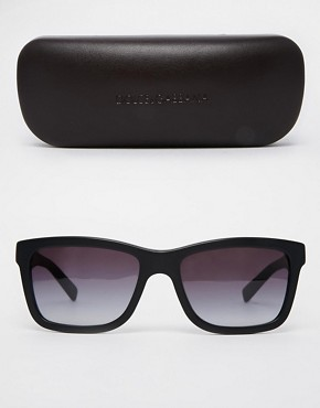 Image 2 ofDolce &amp; Gabbana Wayfarer Sunglasses