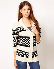Pretty Vacant Aztec Cardigan