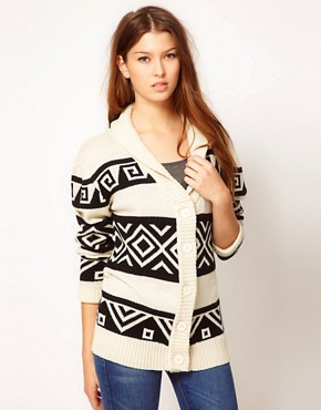 Image 1 ofPretty Vacant Aztec Cardigan