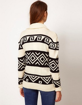 Image 2 ofPretty Vacant Aztec Cardigan