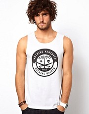 RVCA Vest Nothing Ventured