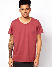 Elvine T-Shirt One Pocket Basic