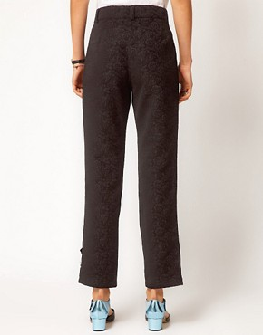 Image 2 ofASOS Premium Jewelled Trousers