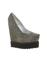 Senso Exclusive Zaki Platform Wedge Shoes