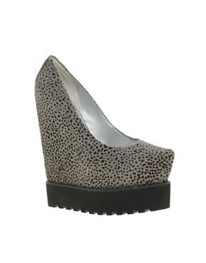Image 1 ofSenso Exclusive Zaki Platform Wedge Shoes