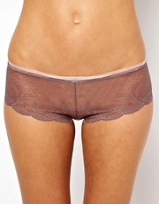 Calvin Klein - Naked Glamour - Slip a vita bassa in pizzo - In edizione limitata