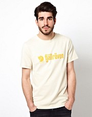 Fjallraven T-Shirt with Retro Print