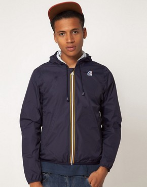 Image 1 ofK Way Jaques Plus Waterproof Jacket