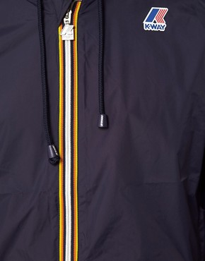 Image 3 ofK Way Jaques Plus Waterproof Jacket