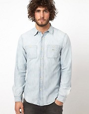 Camisa de cambray de Denim & Supply Ralph Lauren
