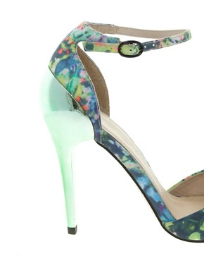 Image 2 ofASOS PRIORITY Pointed High Heels