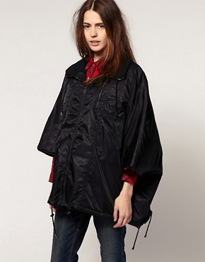 Image 1 ofASOS Airforce Cape