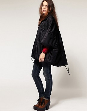 Image 4 ofASOS Airforce Cape