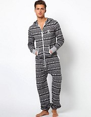 OnePiece Original Hippy Lightweight Onesie
