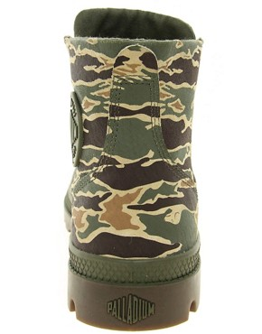 Image 2 ofBillionaire Boys Club for Palladium Pampa Hi Leather Camo Boots