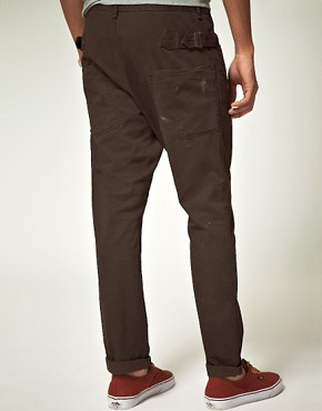 Image 2 ofASOS Tapered Worker Chino