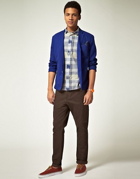 Image 4 ofASOS Tapered Worker Chino