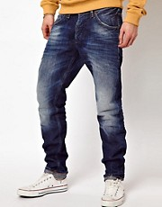 Pepe Heritage Jeans Bronx Regular Tapered Fit