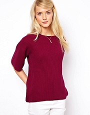 ASOS Flared Sleeved Jumper