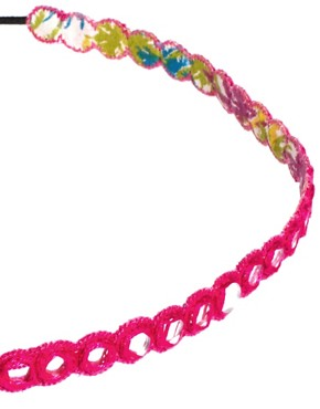 Image 3 ofDeepa Gurnani Disc Mirror Headband