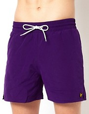 Shorts de bao de Lyle & Scott