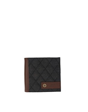 Image 1 ofBoxfresh Quilted Wallet