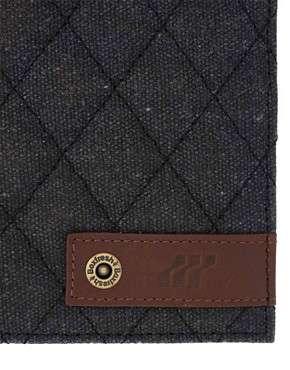 Image 3 ofBoxfresh Quilted Wallet