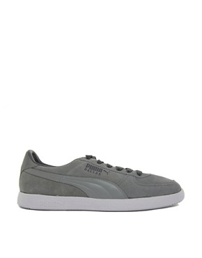 Image 4 ofPuma Dallas Suede Trainers