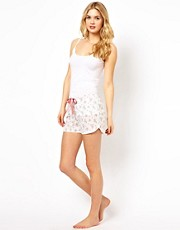 Esprit French Roses PJ Shorts