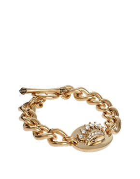 Image 1 ofJuicy Couture Crown ID Bracelet