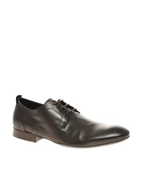 Image 1 ofH By Hudson Eisbar Leather Derby Shoe