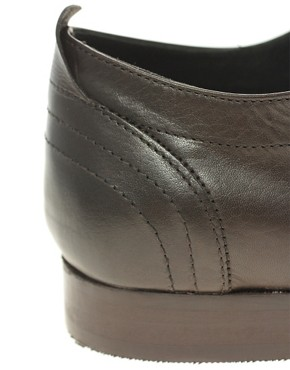 Image 2 ofH By Hudson Eisbar Leather Derby Shoe