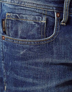 Image 3 ofJack &amp; Jones Rick Straight Jeans