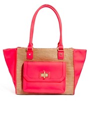 ALDO Hydelade Shoulder Tote Bag