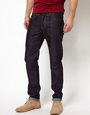 Vaqueros de corte slim en denim de cuarzo ED-80 de Edwin