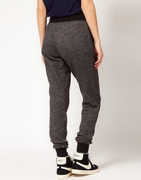Image 2 ofNike Sweat Pants With Contrast Waistband