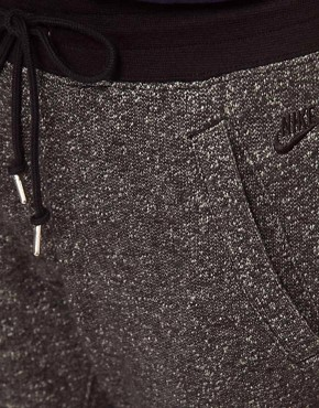 Image 3 ofNike Sweat Pants With Contrast Waistband