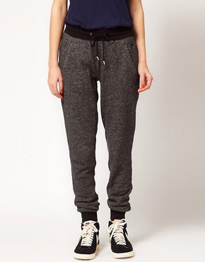 Image 4 ofNike Sweat Pants With Contrast Waistband