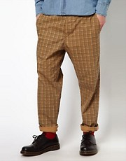 Universal Works Chino With 50&#39;s Print