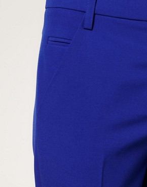 Image 3 of ASOS Jet Pocket Slim Cropped Trousers