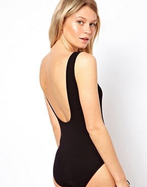 Image 1 of ASOS Scoop Back Tank Body