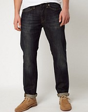 Edwin Jeans ED-47 Straight Lumber Used