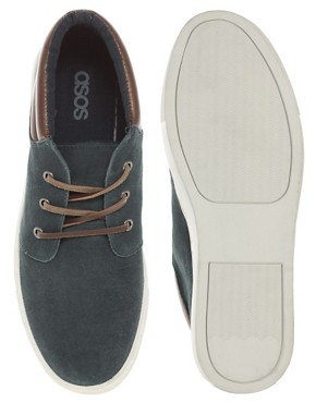 Bild 4 von ASOS  Chukka-Stiefel aus Wildleder