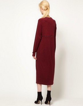 Image 2 ofBACK by Ann-Sofie Back Zip Long Sleeve Dress