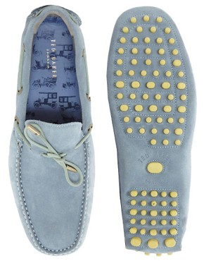 Image 3 ofTed Baker Talpen Driving Shoes