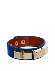 Ashiana Studded Leather Bracelet