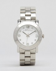 RELOJ PLATEADO DE MARC BY MARC JACOBS