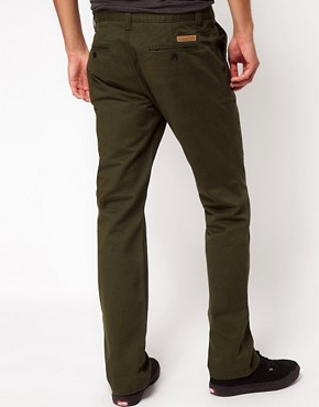 Image 1 ofSelected Slim Chinos