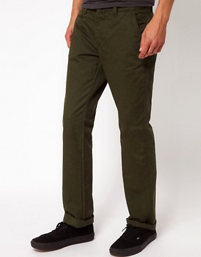 Image 2 ofSelected Slim Chinos