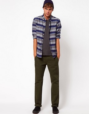 Image 4 ofSelected Slim Chinos